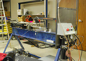 Hydraulic pull tester