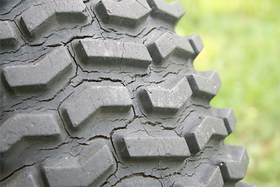 weathered-tire